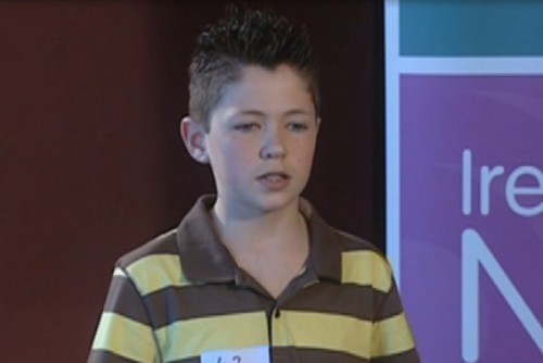 Damian McG Damian-at-his-CT-audition-in-2007-damian-mcginty-10426526-500-334