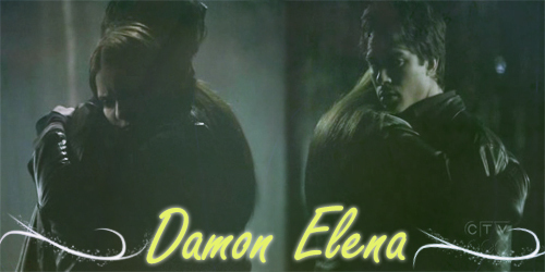 Damon-Elena - damon-and-elena fan art