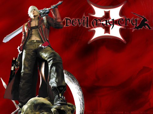 Dante- Devil May Cry 3