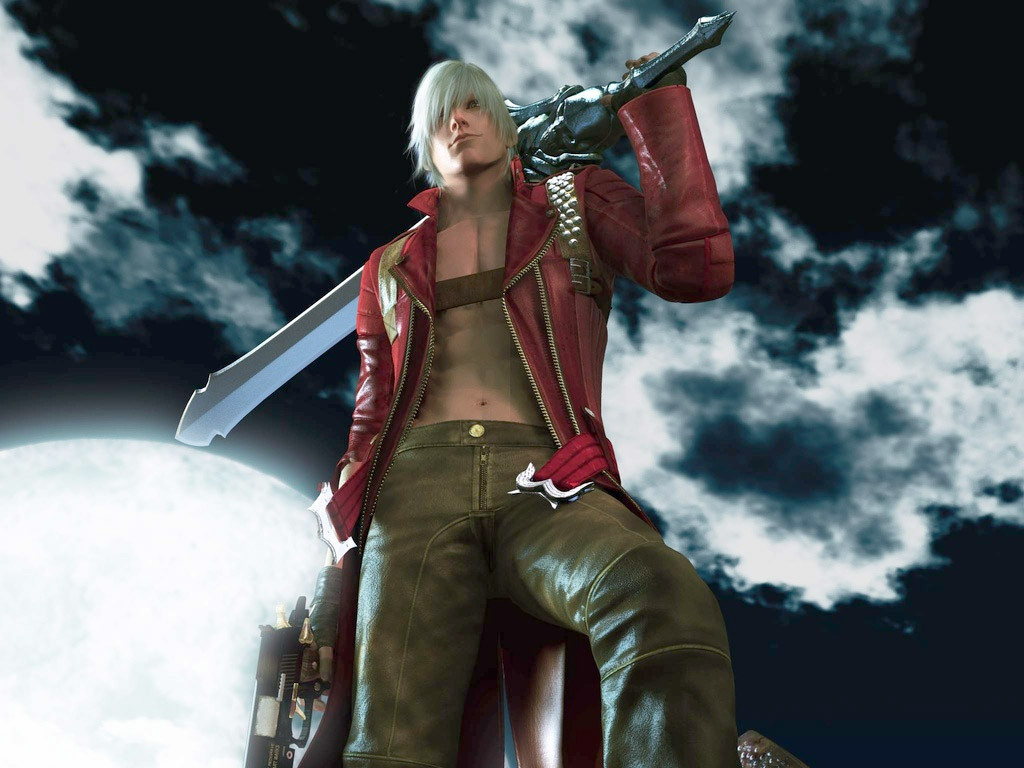 Dante Devil May Cry 3 Devil May Cry 3 Wallpaper 10480516