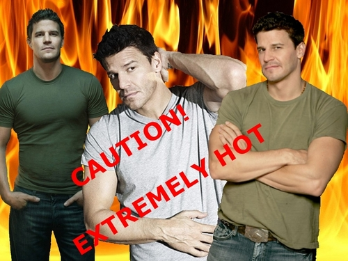 David Boreanaz....Hot!