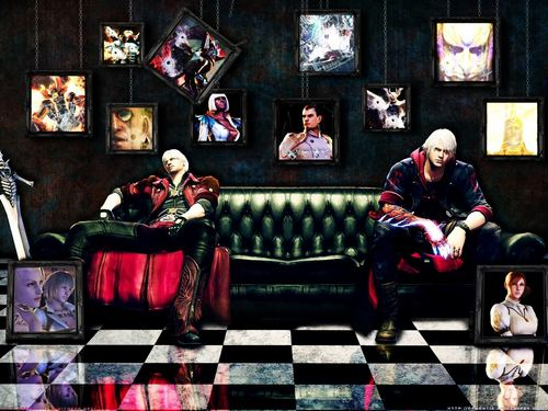 Devil may cry 4 devil may cry 4 hd and background devil may cry 4 titled devil may cry 4 voltagebd Images