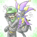 Dimentio - nintendo-villains fan art