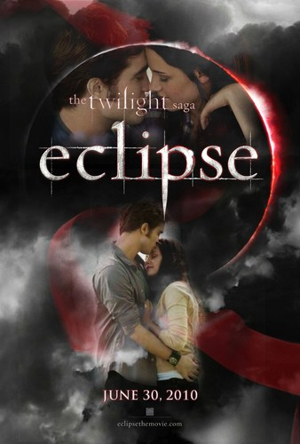 Eclipse Movie Poster - پرستار made