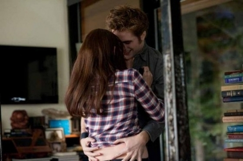 Twilight Saga Filem kertas dinding called Eclipse stills<3