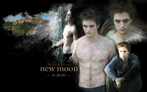 Edward Cullen ~ New Moon