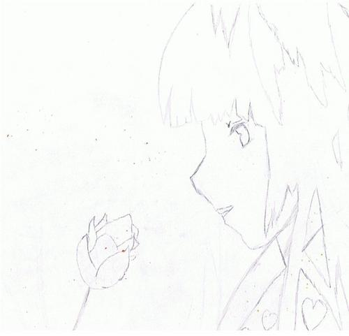 Enma Ai Drawing