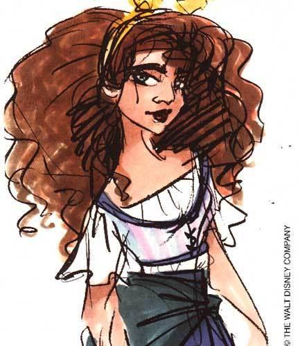 Esmeralda Concept Art