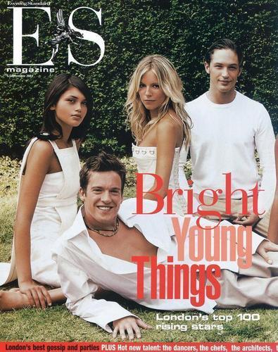 Evening Standard Londons100 rising stars2003