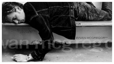 Ewan McGregor *