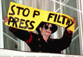 FUCK TABLOIDS (Excuse my language) FUCK THE PRESS ! SUCK UR MOM! XD Love you michaelllll xxxxxxxxxxx - michael-jackson photo