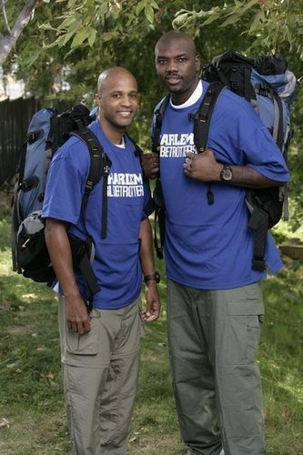 The Amazing Race achtergrond called Flight Time & Big Easy