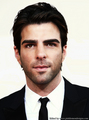 Golden Globes - zachary-quinto photo