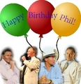 HAPPY BIRTHDAY PHIL!!!! - phil-coulter fan art