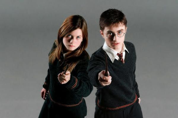 Think, that Harry potter and ginny weasley can