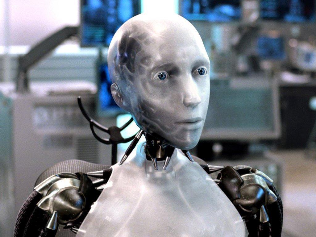 Robot - Sonny - i, robot Wallpaper (10424752) - Fanpop