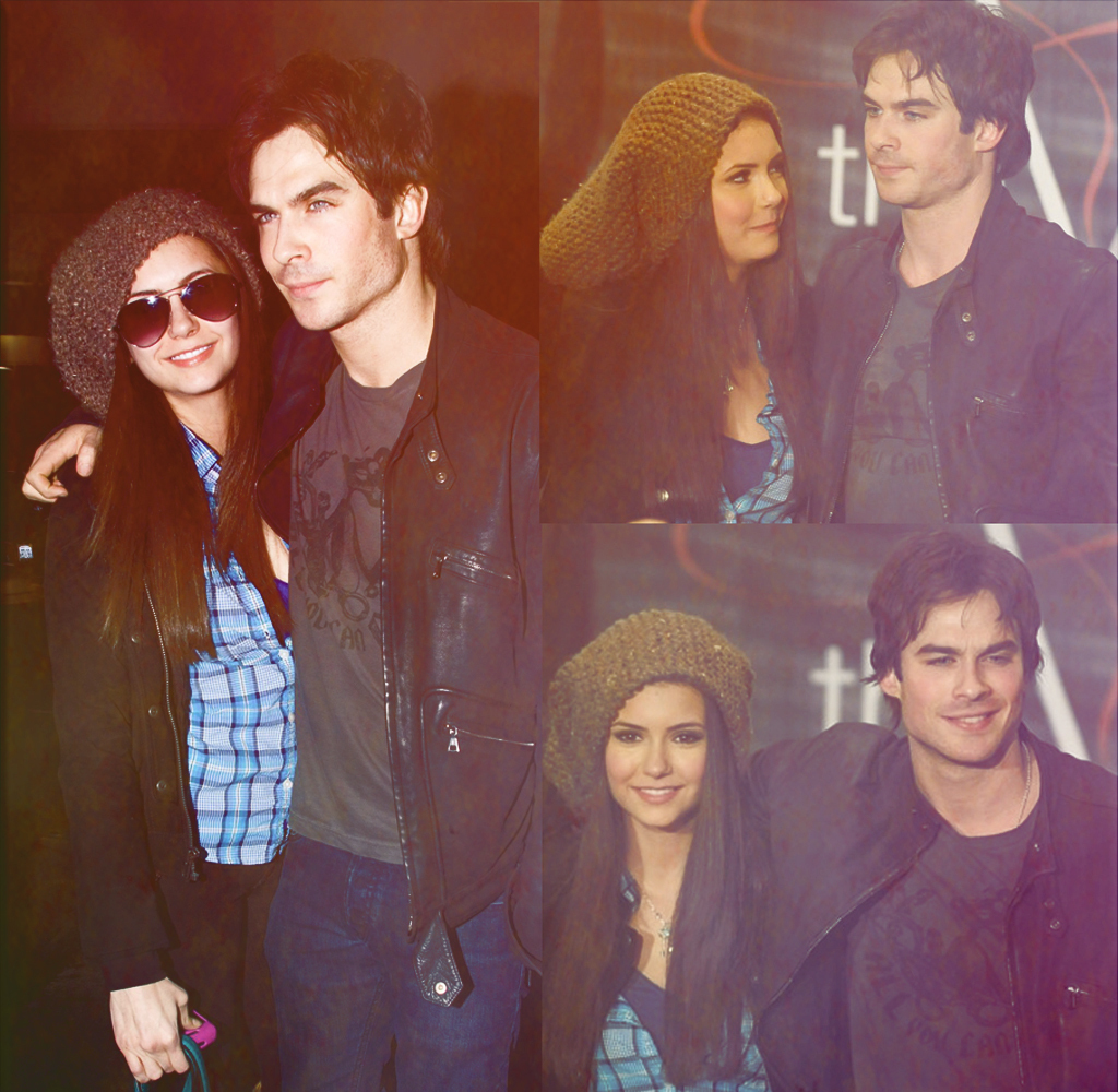 Ian & Nina picspam