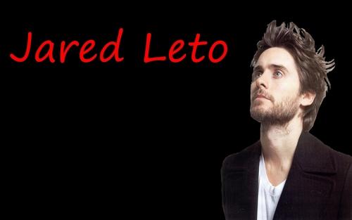 30 секунды to Mars Обои called Jared Leto Обои