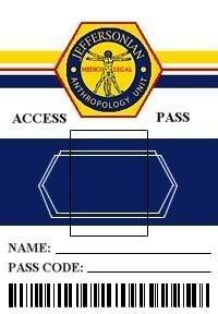 Jeffersonian Pass Card