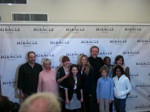 Jennifer @ The Miracle Worker Photocall [January 25, 2010]