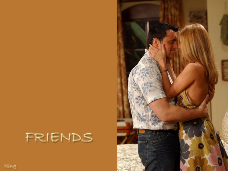 joey tribbiani wallpapers. Joey/Rachel - Joey and Rachel Wallpaper (10423159) - Fanpop
