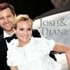 Celebrity Couples photo called Josh and Diane
