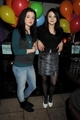 Kat and Meg at the Super Bowl XLIV Party - kathryn-prescott photo