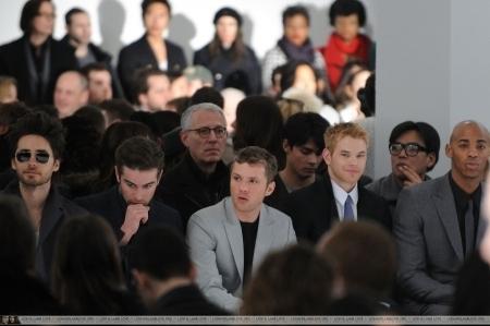 Kellan @ Calvin Klein Fashion mostra