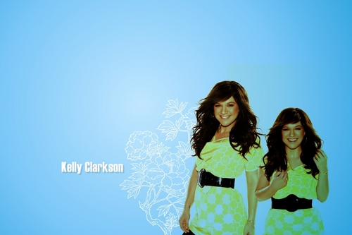 Kelly Cool wallpaper