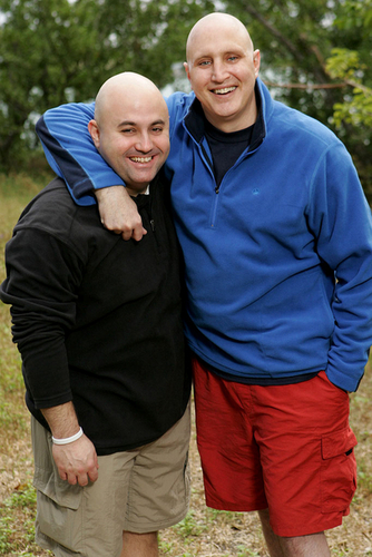 The Amazing Race wallpaper called Kevin & Drew