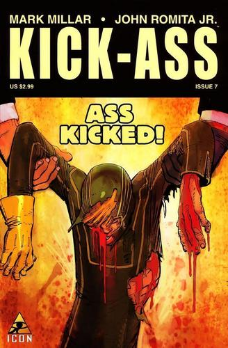 Kick-Ass Issue Cover