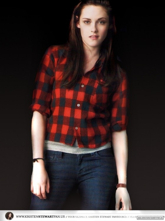 Kristen Stewart фото Shoot Behind The Scenes Of New Moon