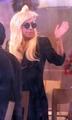 Lady GaGa Prepares For The 'Today Show' - lady-gaga screencap