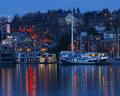 seattle - Lake Union wallpaper