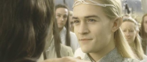 Legolas - return the king - legolas-greenleaf Screencap