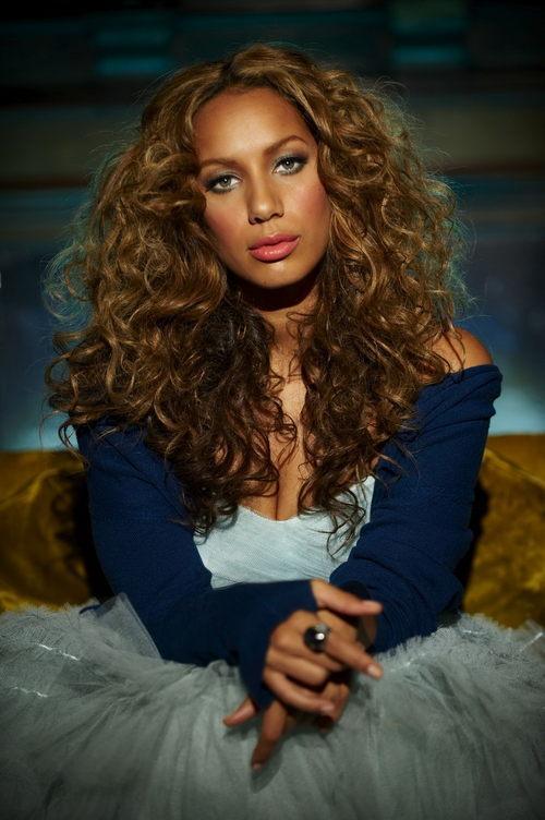 Leona Pretty Photoshoot
