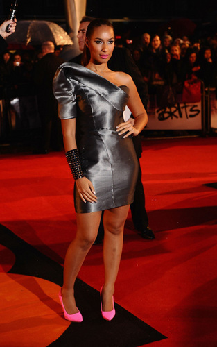 Leona at the the Brit Awards 2010 (Feb 16)