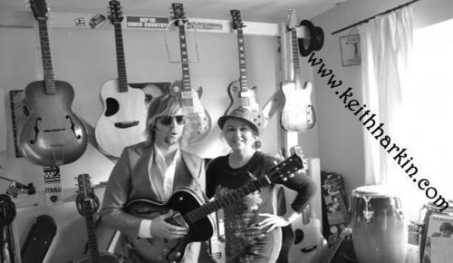 Keith and his Mammy :) - keith-harkin Photo