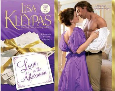 Lisa Kleypas - cinta in the Afternoon