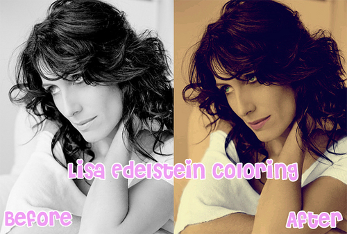 Lisa edelstein coloring