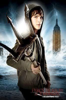 Logan Lerman - Percy Jackson