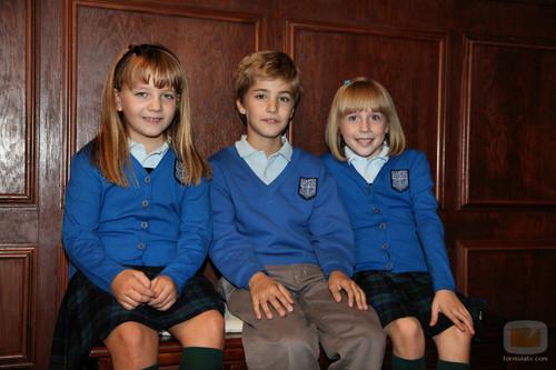 Los Tres niños
