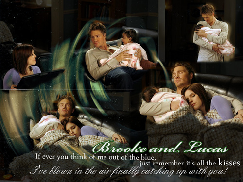 Lucas and Brooke