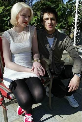 Luke & Lily Photoshoot