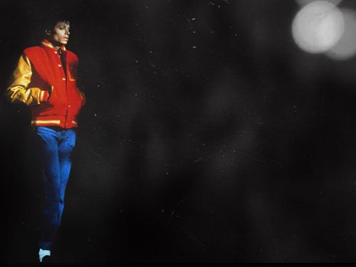 MJ wolpeyper