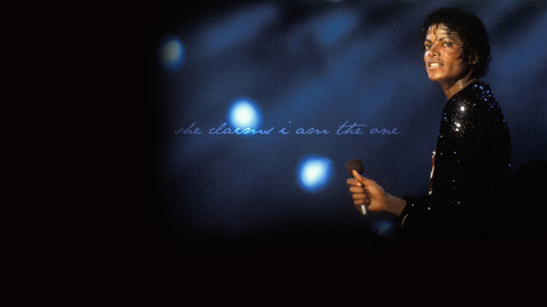 MJ fond d'écran