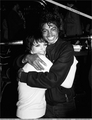 MJ and LM - michael-jackson photo