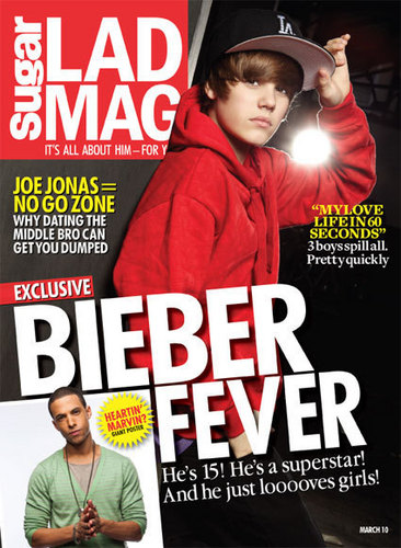 March 10 Lad Mag!!