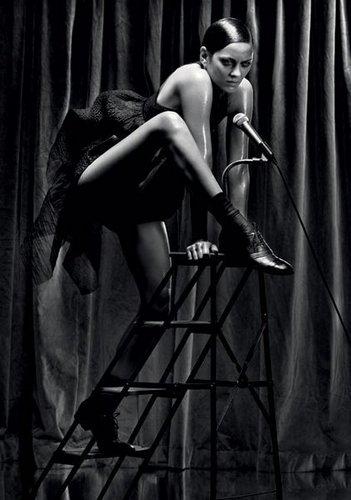 Marion Cotillard | AnOther Magazine Photoshoot