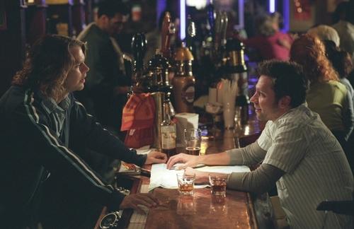 Michael & Eric Christian Olsen in The Last Kiss